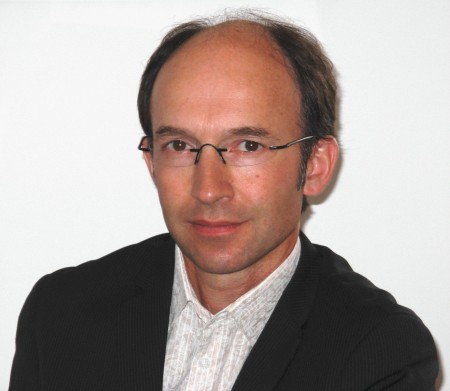 Pascal Gentil, Head of the Technical Department at the Innovathèque