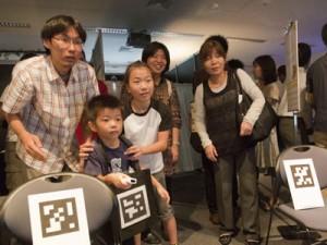 IRS de david Arenou séduit le public nippon lors du concours IVRC, Tokyo, août 2010